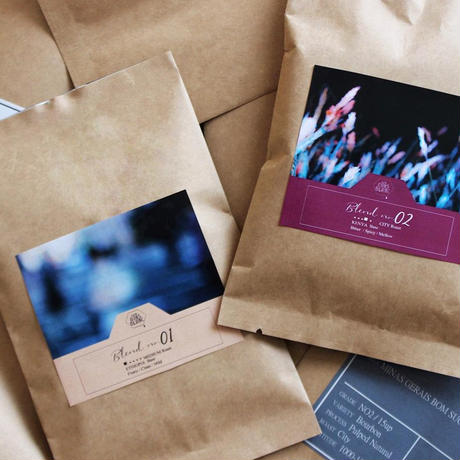 OURS BLEND / №1 100㌘