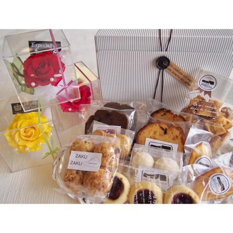 早期予約割引✽母の日焼き菓子ギフトL✽