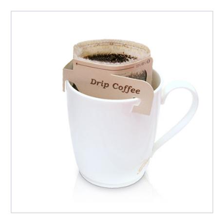 ネコポス=全国一律送料 ドリップパック/ポルトフィーノ ブレンド カフェインフリー(13g)6枚
