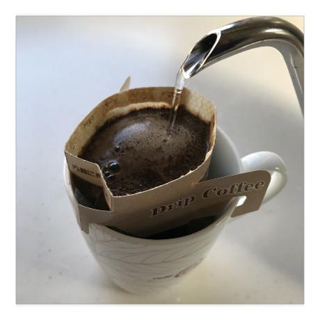 ドリップパック/ポルトフィーノ ブレンド カフェインフリー(13g×1袋)デカフェ  ノンカフェイン  カフェインレス