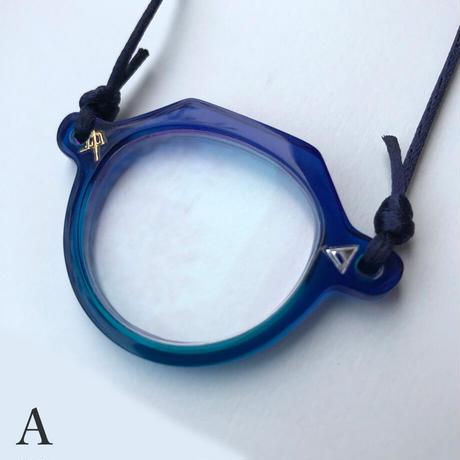 yomeru-Loupe +コード    (眼鏡職人による手仕事ルーペ)