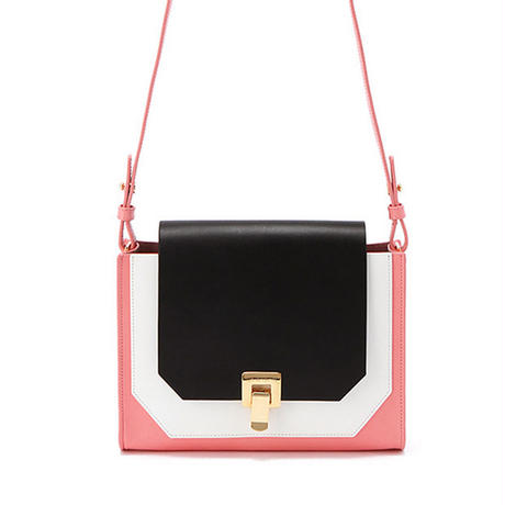 POCHETTE CLUTCH BAG / PINK