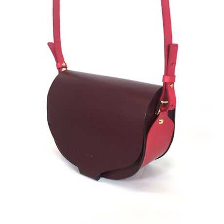 CHASSE BAG / WINE & RED