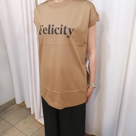 ロゴT(Felicity)
