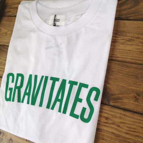 ロゴT(GRAVITATES)