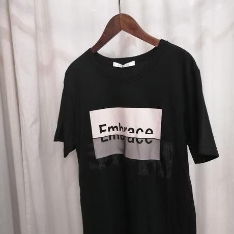 オーガンジードッキングTシャツ