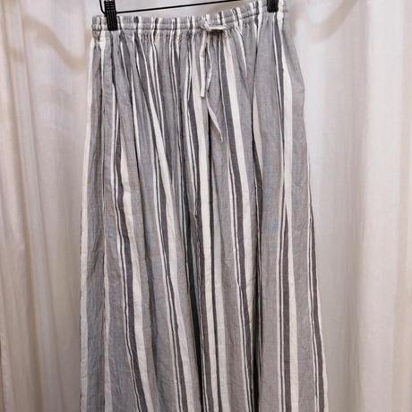 コットンギャザースカート