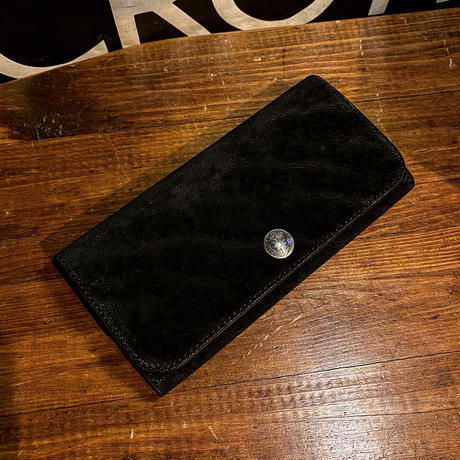 """FUNNY / TRIFORD WALLET """"Black Elephant""""(10¢Conch)"""