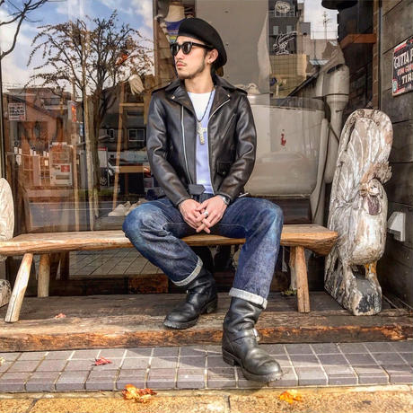 FINE CREEK LEATHERS【Leon / レオン】(TheNoster)