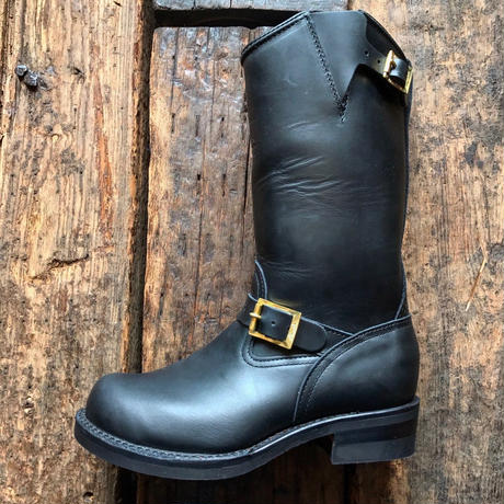 WESCO × Langlitz Leathers Engineer Boots 70th Anniversary Limited Model
