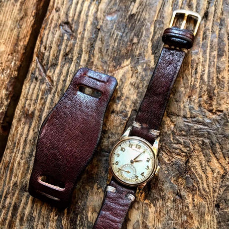 Dutch Leather Company cover Watch belt