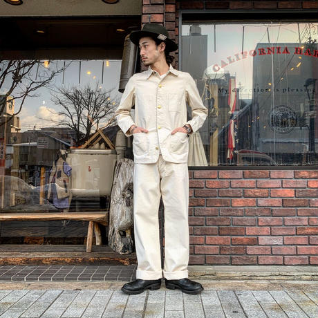 CWORKS 【Albans / Work Pants】  2020 S/S  (FINE CREEK )