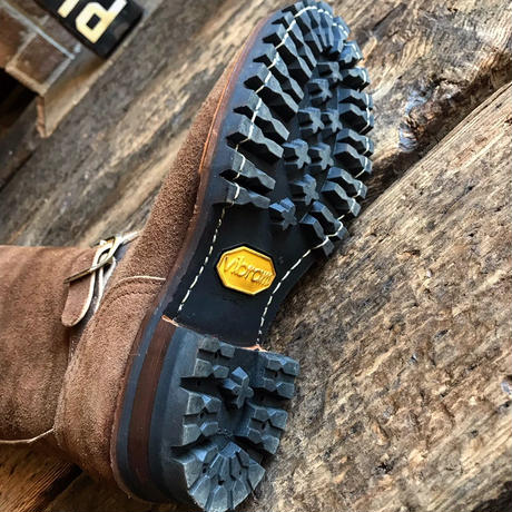 WESCO / custom BOSS (ROUGH OUT BROWN)