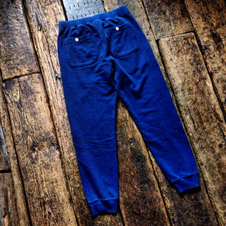 Good On NARROW SWEAT PANTS (INDIGO)