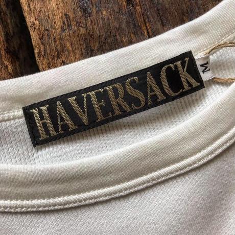 HAVERSACK / ペルヴィアンフライス L/S Tee