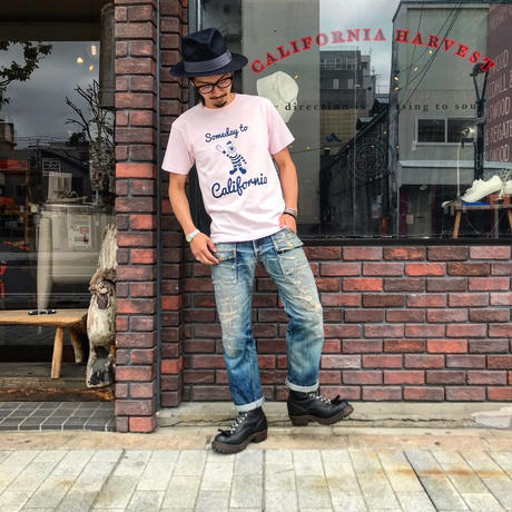 valley / TEE  (限定PINK)