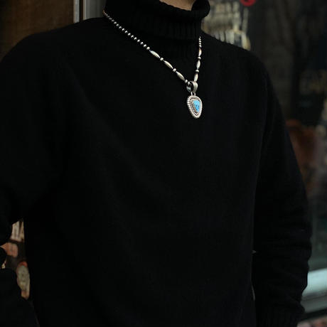 Kyle Lee Arnderson / TURQOISE PETDANT TOP(Morenci Turquoise)