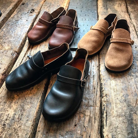 FERNAND LEATHER / Middle English