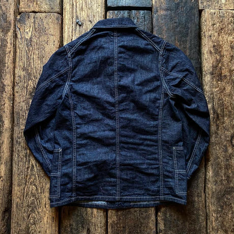 FULLCOUNT / DENIM COVERALL JACKET