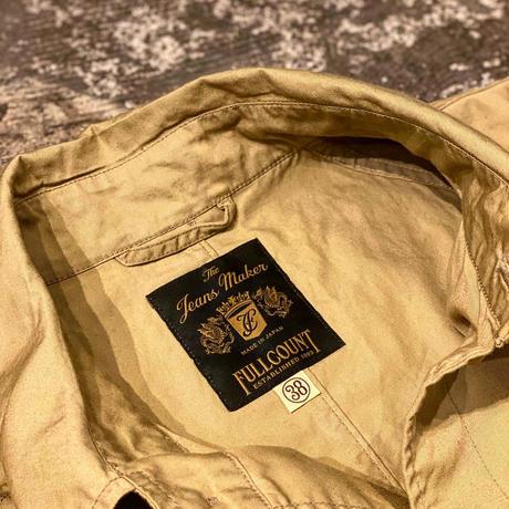 FULLCOUNT / Cotton Mac Coat