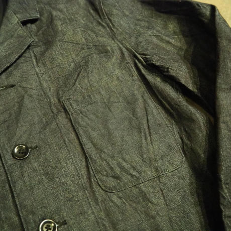 FULLCOUNTxADDICT CLOTHES / DENIM WORK JACKET