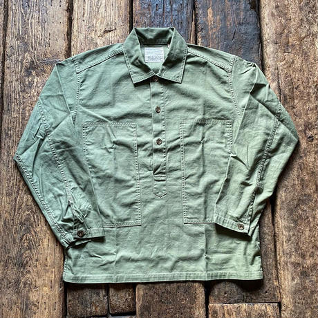 FULL COUNT / US Army Pullover Shirt