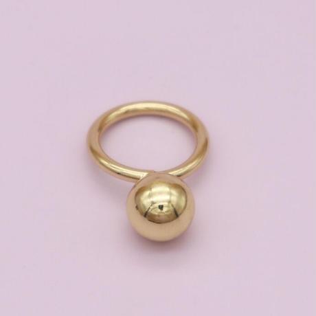 Sphere Ring(Silver) /   2105_RG044
