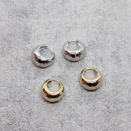 Mini hoop Pierce(GOLD) / PR-153