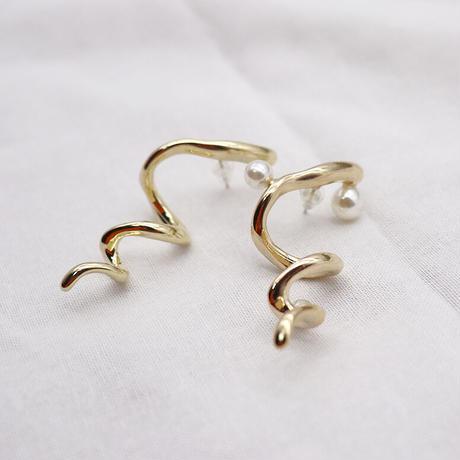 Spiral  asymmetry Pierce(GOLD) /  2102_PR050