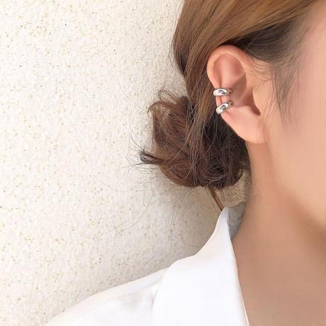 Small Ring Cartilage Ear Cuff (GOLD)  / EC-036