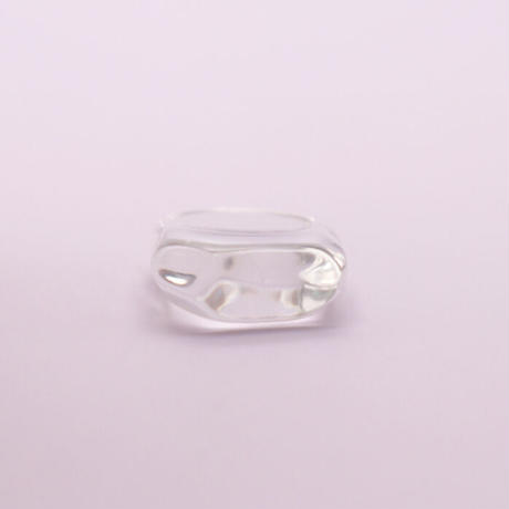 Clear henkei ring   /  2105_RG052