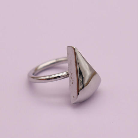 Triangle Ring(Silver) /   2105_RG043