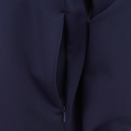 ダンボールニット ブルゾン/ ネイビー /202-1103-09
