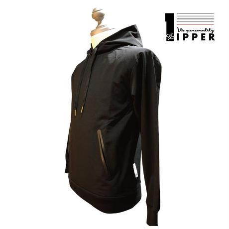 【アンダー160cmオンリーメンズブランド】 【IPPER/イッパー】ハイブリッドパイルPOパーカー IPPER 192-5225-01