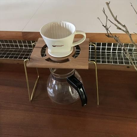 コーヒー ドリップスタンド Coffee ハコーヒー ドリップスタンド Coffee ハンドドリップ用1ポイント 珈琲 おしゃれ ギフト 贈り物  his-0165