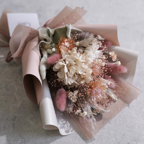 【ニュアンス】ドライのミニ花束