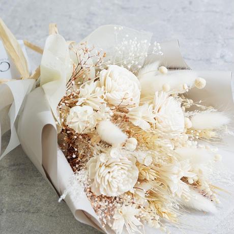 【マシュー】ドライのミニ花束