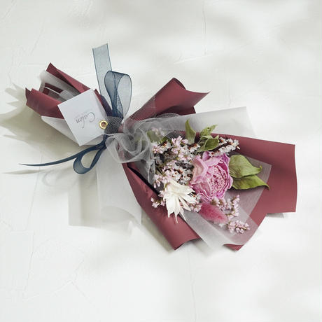【シャクヤクの花束】ドライフラワー