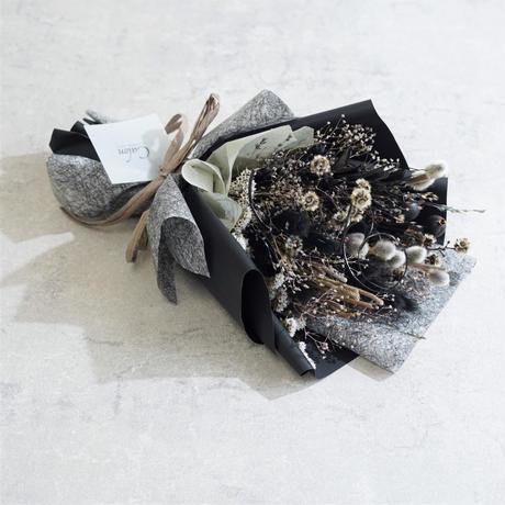 【ニュートラルブラック】ドライのミニ花束