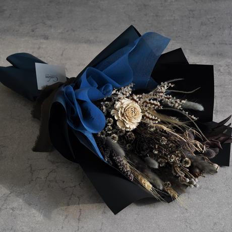 【Calonの花束】幻日~Genjitsu~ ドライフラワーの花束