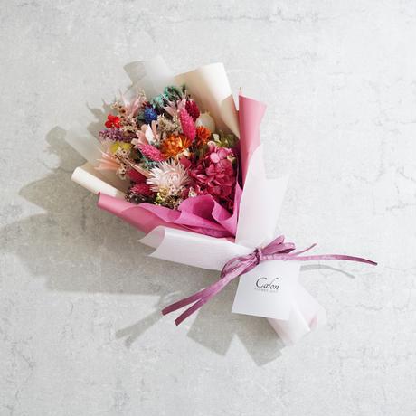 【ネオン】ドライのミニ花束