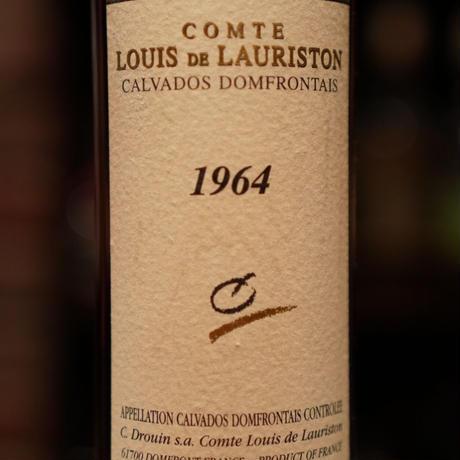 ローリストン1964,42%,500ml