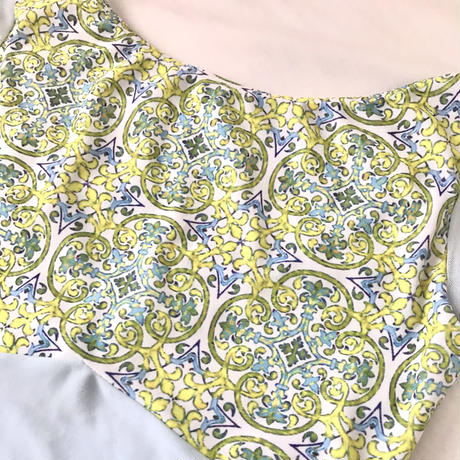 Mature Lady Sleeve (Light Blue)