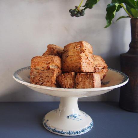 「パンと料理」酵母スコーンとファンデュ