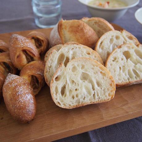 「パンと料理」エピ&クッペ