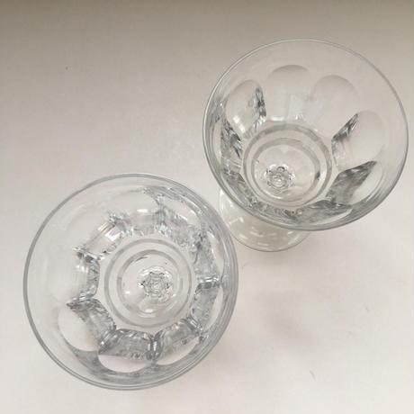 1950年代 クリスタル リキュール・グラス 1-2