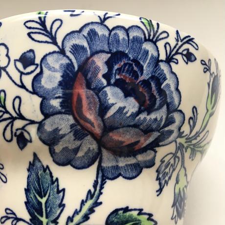 1960年代 ジョンソン・ブラザーズ カップ 薔薇柄