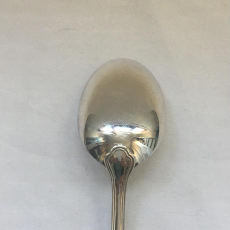 1950年代 アポロ フリオネ・フランソワ シルバー・プレート スープ・スプーン 1−12