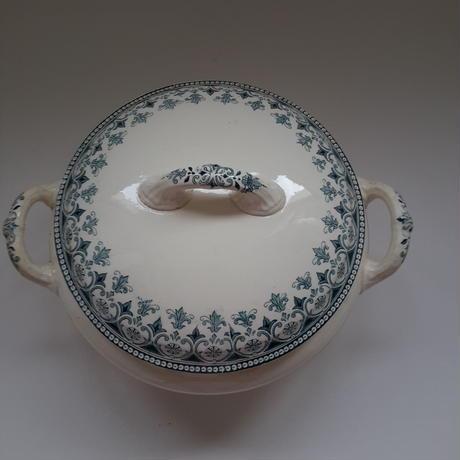 19世紀 バドンヴィレー オリエンタル スーピエール