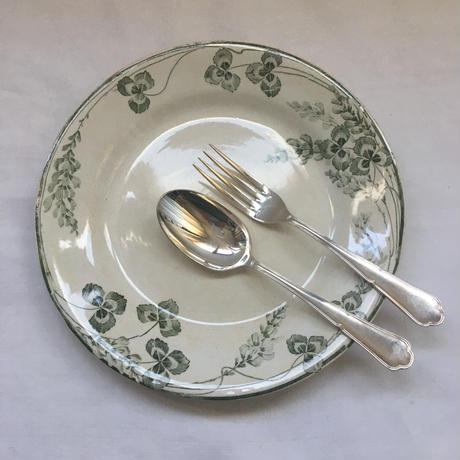 1950年代 アポロ フリオネ・フランソワ シルバープレート 前菜用スプーン 1−11